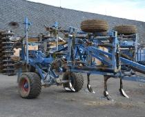 Dílny a mechanizace RV